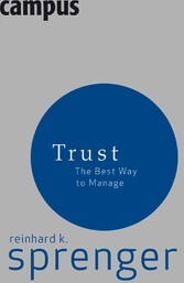 Trust The Best Way To Manage
