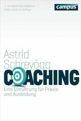 Coaching Eine Einführung für Praxis und Ausbildung
