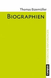 Biographien Lesen - erforschen - erzählen