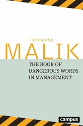 The Book of Dangerous Words in Management