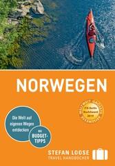 Stefan Loose Reiseführer Norwegen mit Downloads aller Karten