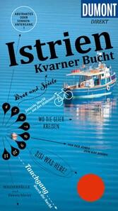 DuMont direkt Reiseführer Istrien, Kvarner Bucht