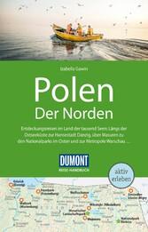 DuMont Reise-Handbuch Reiseführer Polen, Der Norden