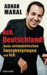 Ach, Deutschland! Meine ostanatolischen Zwergbergziegen und ich