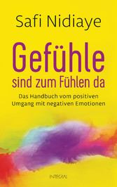 Gefühle sind zum Fühlen da Das Handbuch vom positiven Umgang mit negativen Emotionen