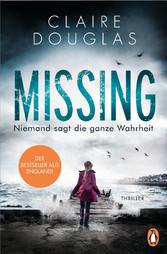 Missing  - Niemand sagt die ganze Wahrheit Thriller