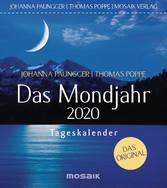 Das Mondjahr 2020 Tageskalender - Das Original