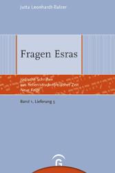 Fragen Esras Band 1: Apokalypsen und Testamente, Lieferung 5