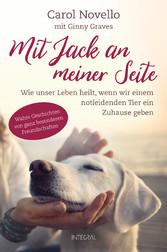 Mit Jack an meiner Seite Wie unser Leben heilt, wenn wir einem notleidenden Tier ein Zuhause geben. Wahre Geschichten von ganz besonderen Freundschaften