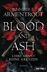 Blood and Ash - Liebe kennt keine Grenzen Roman