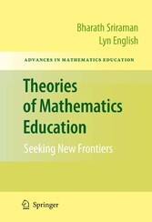 Theories of Mathematics Education Seeking New Frontiers
