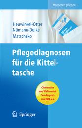 Pflegediagnosen für die Kitteltasche Ausgezeichnet mit dem Clementine von Wallmenich Sonderpreis des DRK