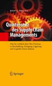 Quintessenz des Supply Chain Managements Was Sie wirklich über Ihre Prozesse in Beschaffung, Fertigung, Lagerung und Logistik wissen müssen