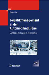 Logistikmanagement in der Automobilindustrie Grundlagen der Logistik im Automobilbau