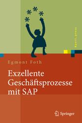Exzellente Geschäftsprozesse mit SAP Praxis des Einsatzes in Unternehmensgruppen