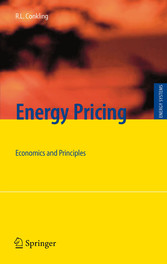 Energy Pricing Economics and Principles