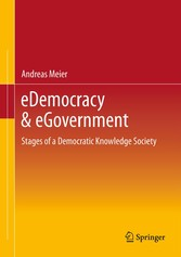& eGovernment Stages of a Democratic Knowledge Society