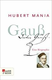 Gauß Eine Biographie