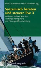 Systemisch beraten und steuern live, Band 3 Methoden und Best Practices in Change Management und Führungskräfteentwicklung