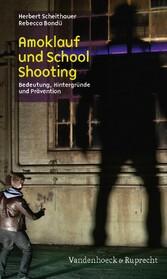 Amoklauf und School Shooting Bedeutung, Hintergründe und Prävention. EBook