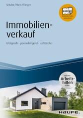 Immobilienverkauf - inkl. Arbeitshilfen online Erfolgreich - gewinnbringend - rechtssicher