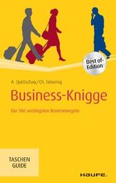 Business-Knigge Die 100 wichtigsten Benimmregeln