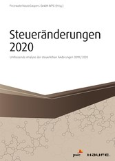 Steueränderungen 2020 Umfassende Analyse der steuerlichen Änderungen 2019/2020