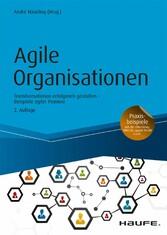 Agile Organisationen Transformationen erfolgreich gestalten  Beispiele agiler Pioniere