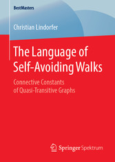 The Language of Self-Avoiding Walks Connective Constants of Quasi-Transitive Graphs