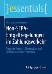 Non-SEPA-Entgeltregelungen im Zahlungsverkehr Entgeltorientiert überweisen und Reklamationen vermeiden