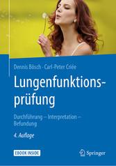 Lungenfunktionsprüfung Durchführung - Interpretation - Befundung