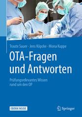 OTA - Fragen und Antworten Prüfungsrelevantes Wissen rund um den OP