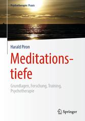 Meditationstiefe Grundlagen, Forschung, Training, Psychotherapie