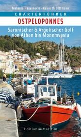 Charterführer Ostpeloponnes & Argolischer Golf von Athen bis Monemvasia
