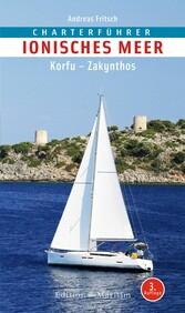 Charterführer Ionisches Meer Korfu - Zakynthos