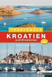 Törnführer Kroatien und Slowenien Koper bis Split