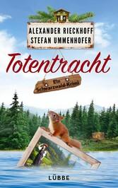 Totentracht Ein Schwarzwald-Krimi