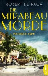 Die Mirabeau-Morde Provence-Krimi