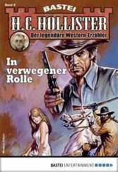 H.C. Hollister 9 - Western In verwegener Rolle