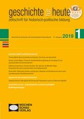 Sprachsensibler Geschichtsunterricht geschichte für heute 1/2019