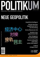 Neue Geopolitik Politikum 2/2019