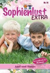 Sophienlust Extra 14 - Familienroman Axel und Hanjo