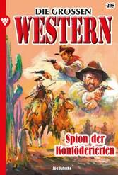 Die großen Western 295 Spion der Konföderierten