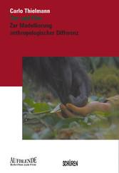 Carlo Thielmann Tier und Film. Zur Modellierung anthropologischer Differenz