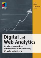 Digital und Web Analytics Metriken auswerten, Besucherverhalten verstehen, Website optimieren