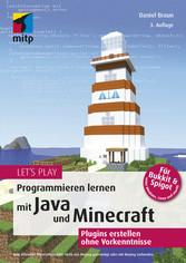 Let's Play.Programmieren lernen mit Java und Minecraft Plugins erstellen ohne Vorkenntnisse