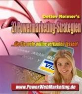 27 Powermarketing-Strategien Wie Sie viel mehr online verkaufen können!