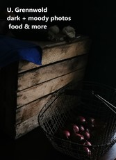 dark and moody photos, food and more wintertime