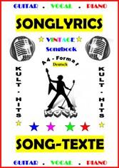 100 Deutsche Songtexte + Gitarren - Playbacks Deutsche Kultsongs