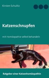 Katzenschnupfen mit Homöopathie selbst behandeln